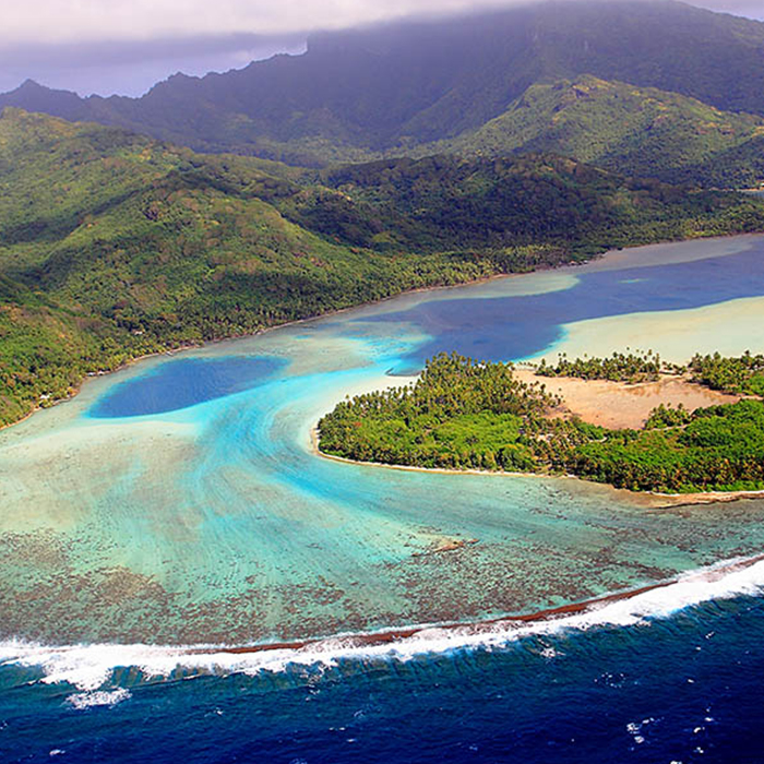 Authentic French Polynesia: 4 island hop with Travel Nation