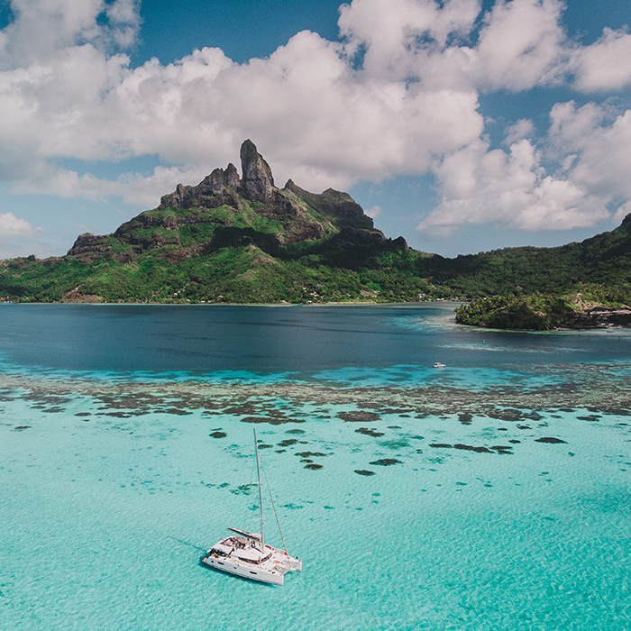 Discover the Islands of French Polynesia with Discover the World